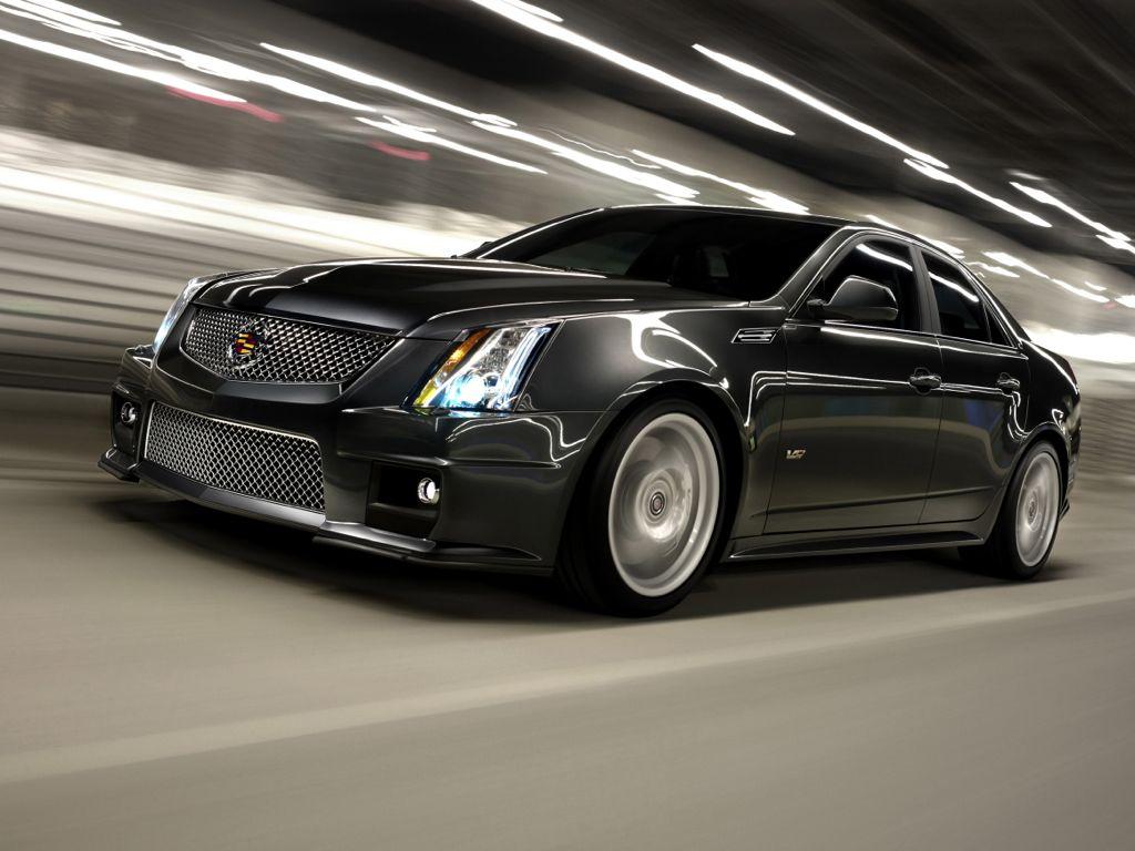 Cadillac CTS-V Sedan (2012)