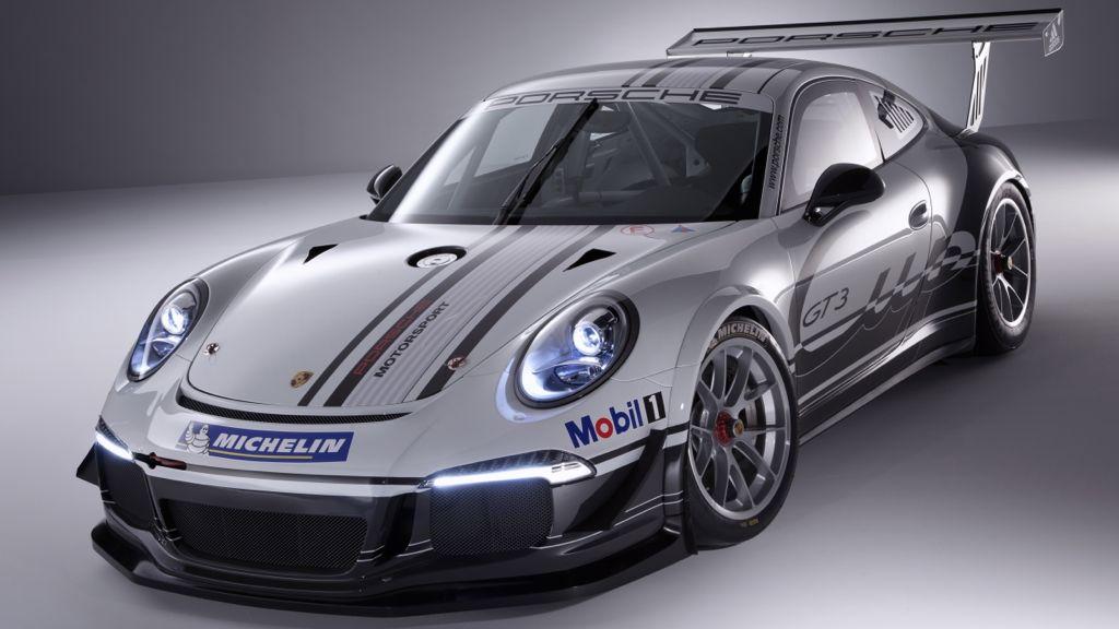 Porsche 911 GT3 Cup: Erste Bilder und technische Daten des neuen GT3 Cup