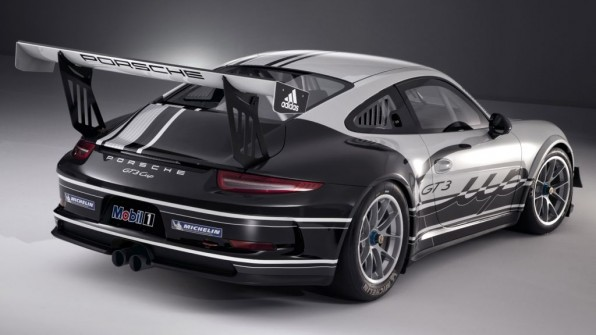 Neuer Porsche 911 GT3 Cup technische Daten