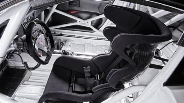 Cockpit 911 GT3 Cup