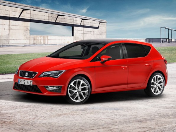 seat leon mj 2013 img 01 596x447 - Preisvergleich: VW Golf 7 gegen den neuen Seat Leon