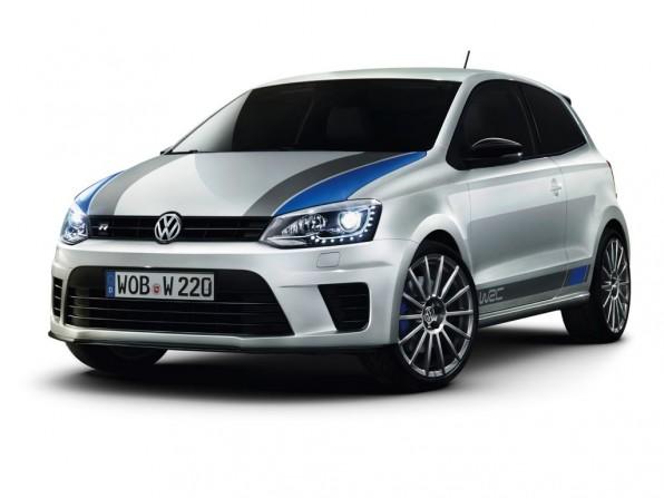 VW Polo R WRC (2013)