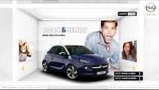 Junge Kunden für den Opel Adam