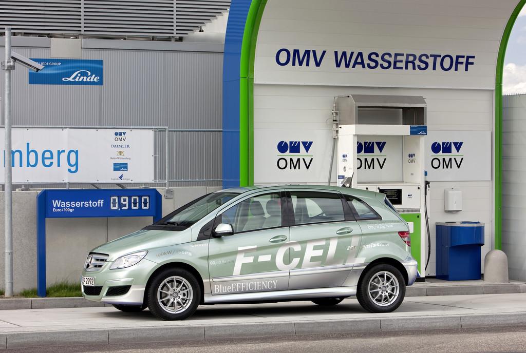 Brennstoffzellen Kooperation: Daimler, Nissan und Ford schmieden neue Allianz
