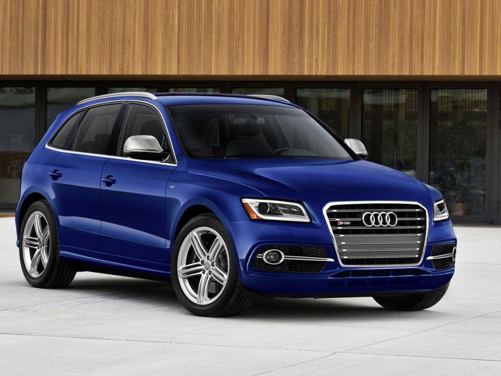 Audi SQ5 3.0 TFSI (2013)