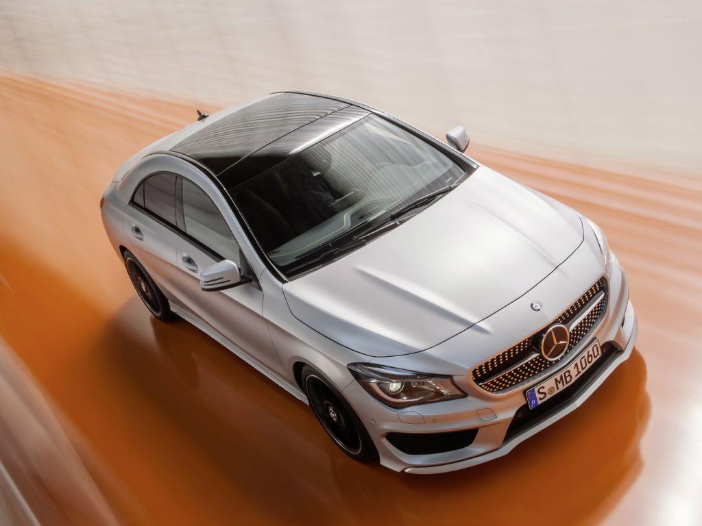 mercedes benz cla mj2013 img 114 - Mercedes CLA Preise: Das kostet das neue Modell aus Stuttgart