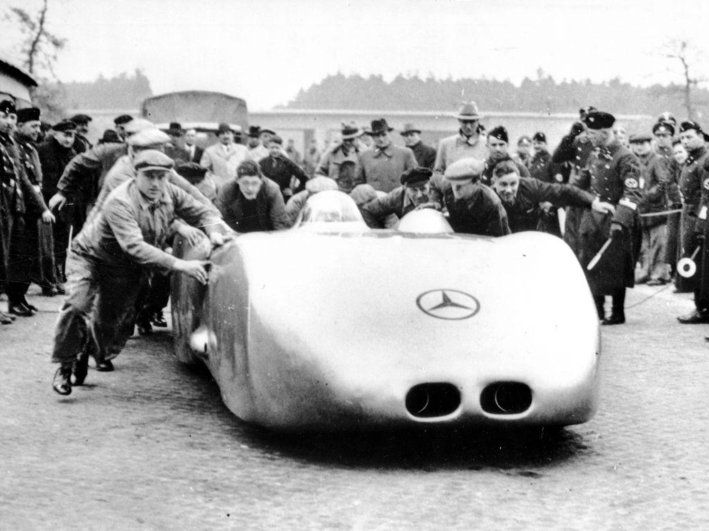 mercedes benz sw125 mj1938 img 1 - Mercedes-Benz WS 125: Geschwindigkeitsweltrekord auf öffentlichen Straßen vor 75 Jahren
