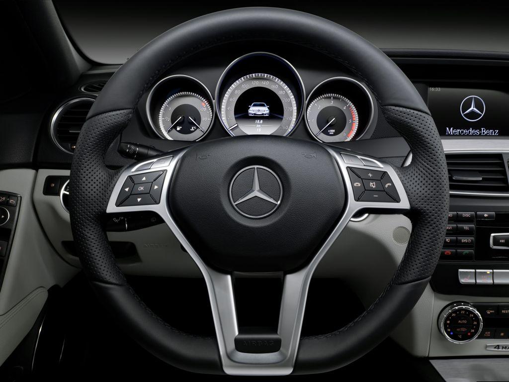 Mercedes C-Klasse Coupe (2012)