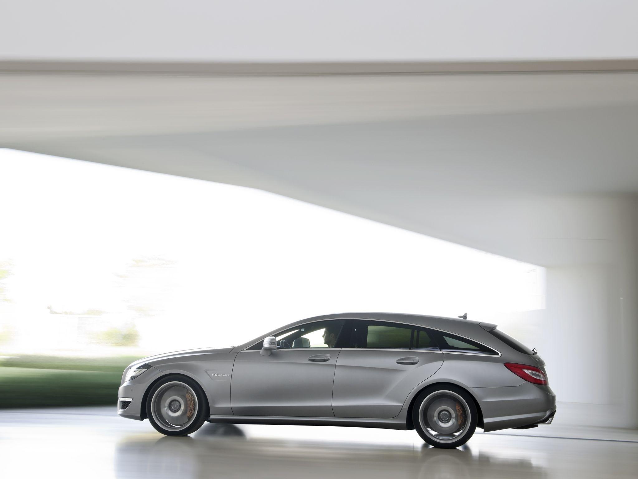 mercedes cls shooting brake mj2013 img 43 - Mercedes-Benz CLS Shooting Brake (2013)