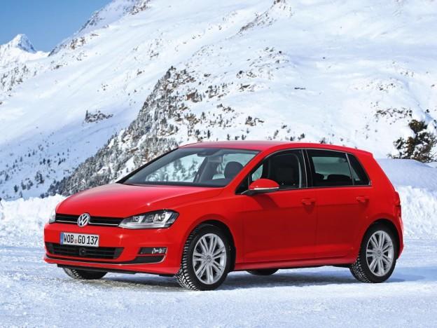 Neuer Golf 4MOTION: Zwei Dieselmodelle zur Markteinführung ab 22.525 Euro