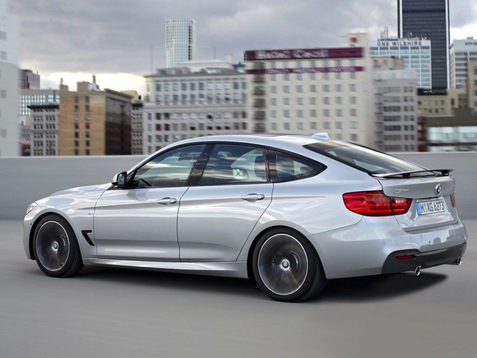 Genf 2013: Alle Fakten zum neuen BMW 3er Gran Turismo