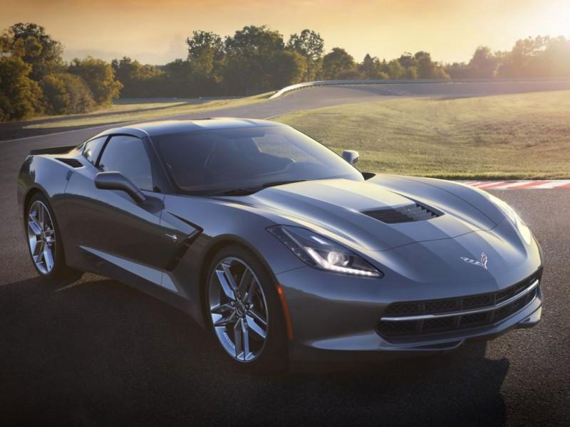 Bilder: So sieht die neuen Chevrolet Stingray aus