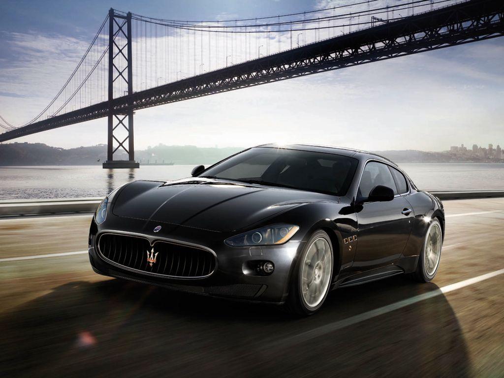 Maserati Gran Turismo S (2012)