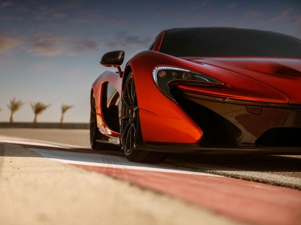 McLaren P1 Preis bei rund 800.000 Euro