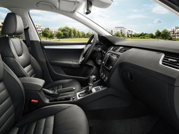 skoda octavia mj2013 img 09 624x468 - 2013er Skoda Octavia: Wird zur Konkurrenz für den VW Passat