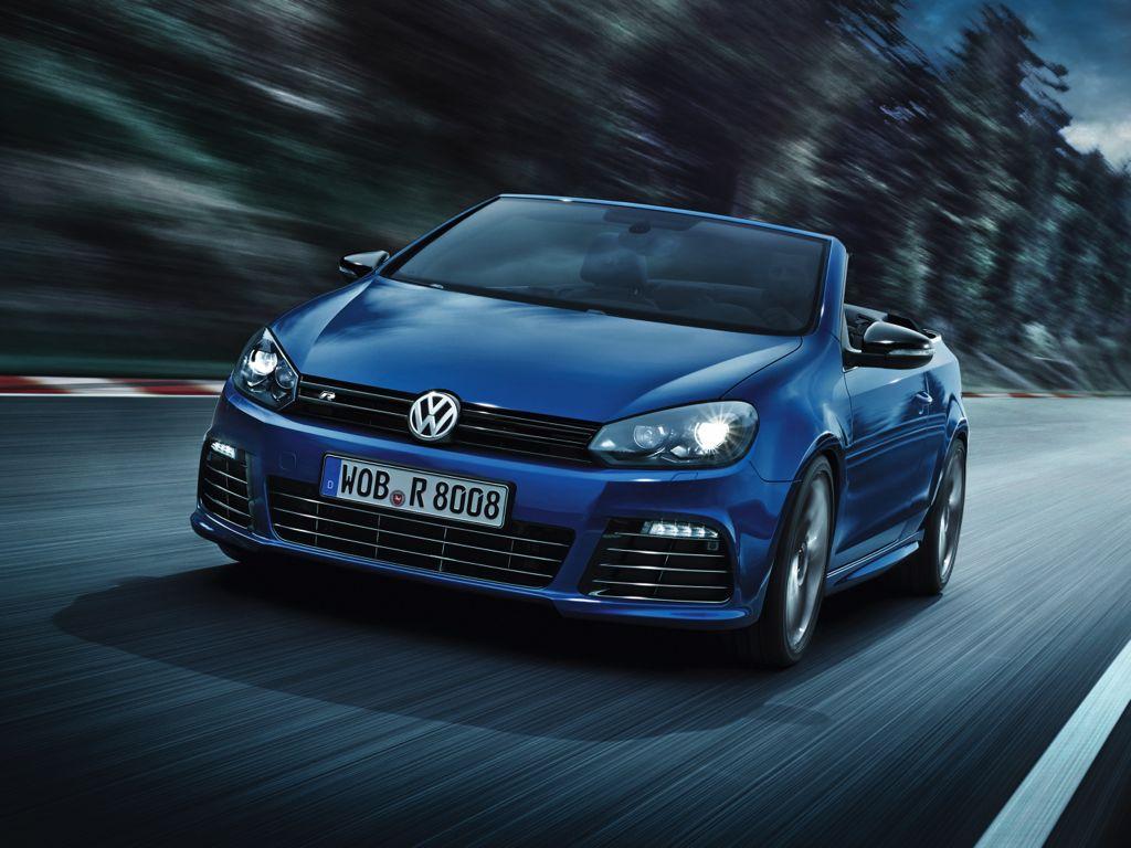 vw golf 7 mj 2013 img 1 - Preise VW Golf R Cabriolet: Ab 43.325 Euro ist der offene Flitzer zu haben