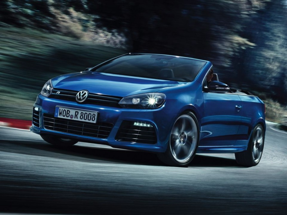 VW Golf R Cabriolet: Preis
