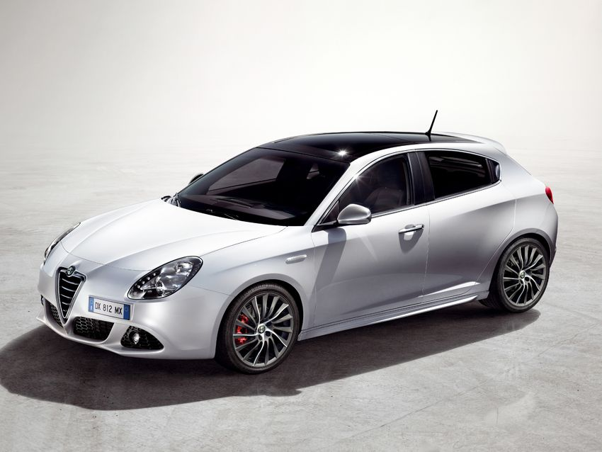 Alfa romeo giulietta lpg 2011 img 5 - Chevrolet Spark: Konkurrenz auf dem Kleinwagenmarkt