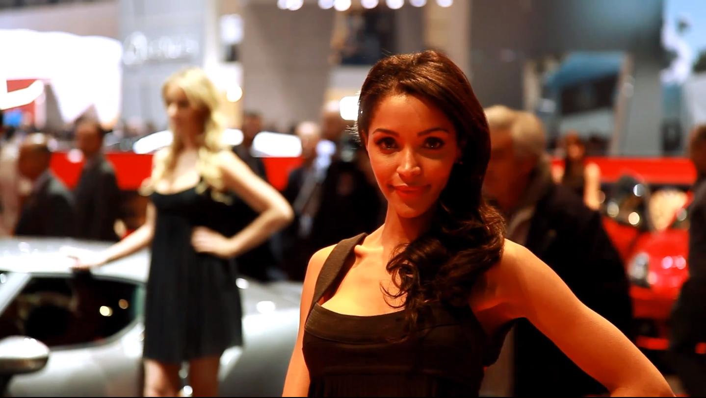 Genf 2013: Video der schönsten Messehostessen
