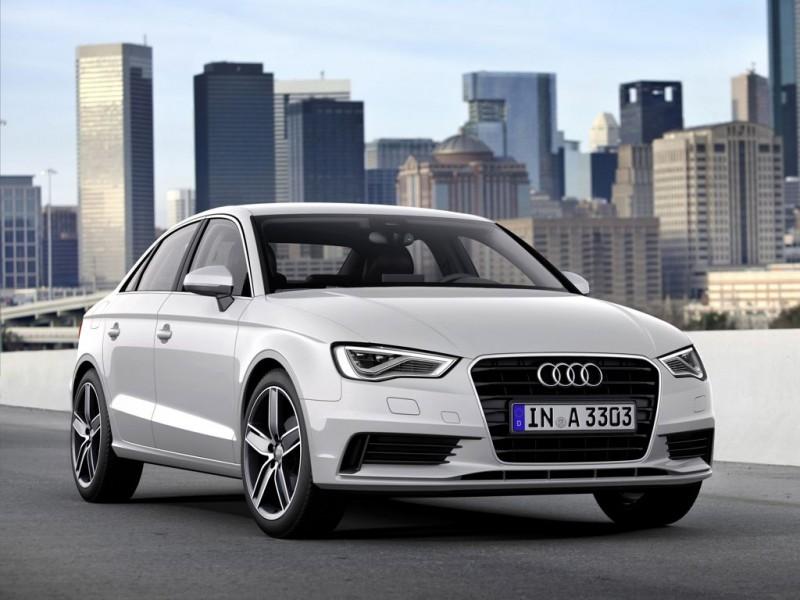 Audi A3 Limousine – Die Kompaktklasse mit Stufenheck
