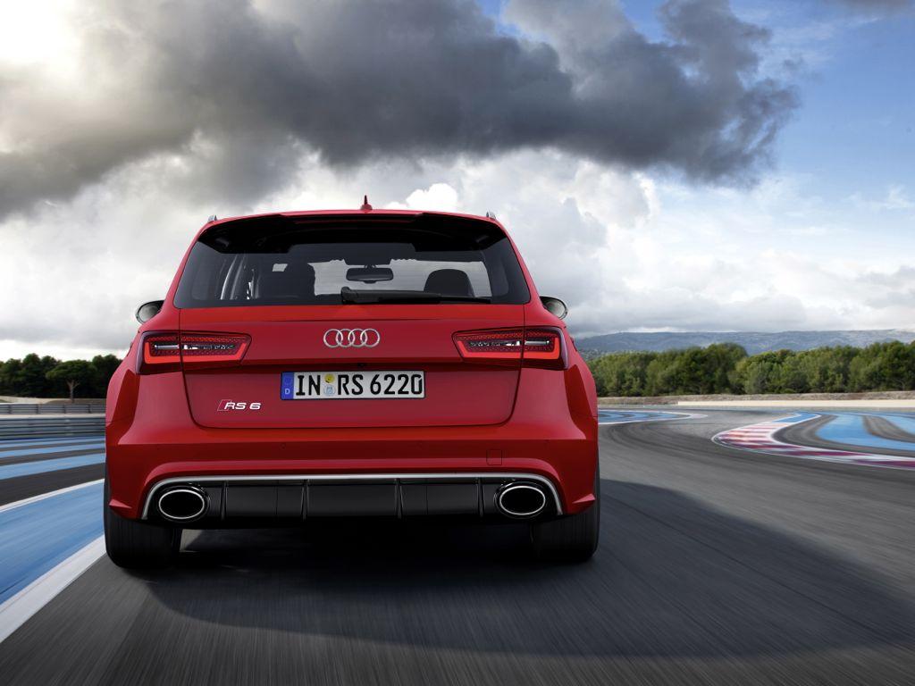 Audi RS 6 Avant Verbrauch