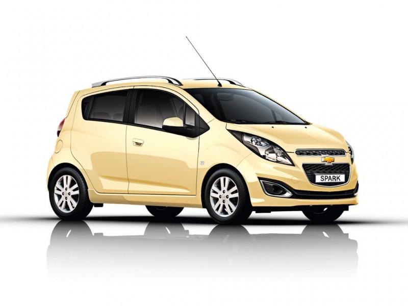 Chevrolet Spark: Konkurrenz auf dem Kleinwagenmarkt