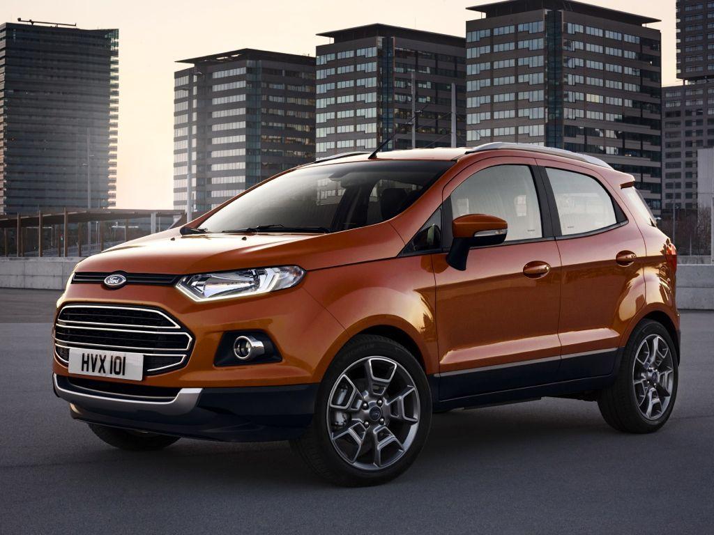 Ford Ecosport 2013: Bilder, Preise und technische Daten im Steckbrief
