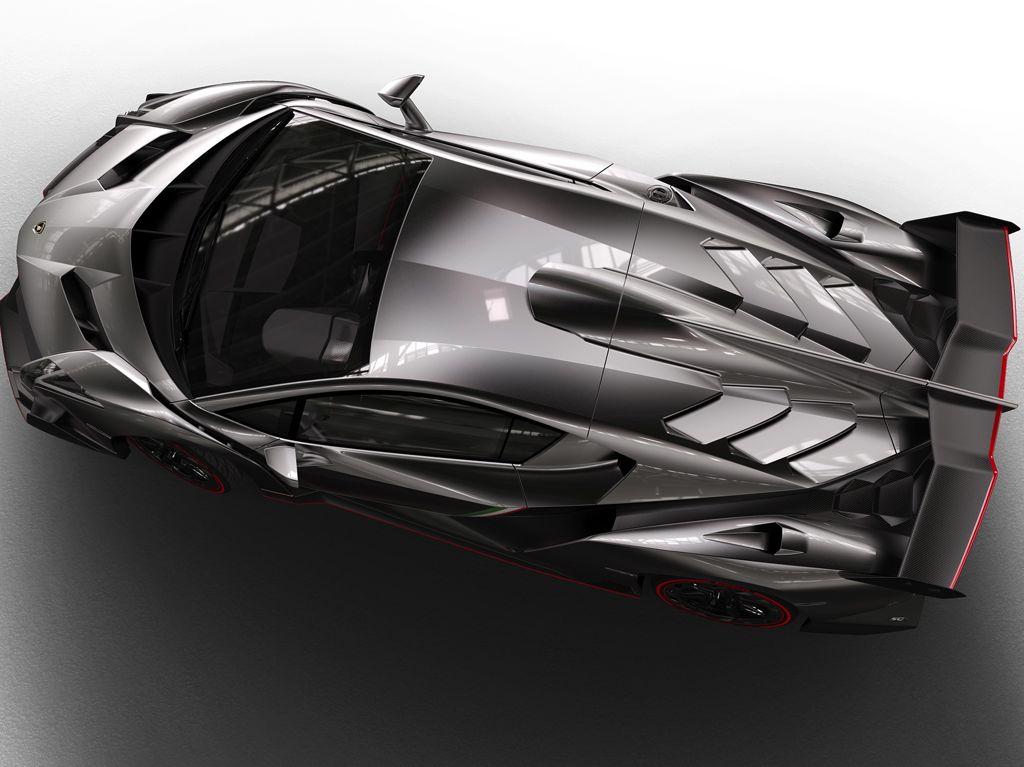 Lamborghini Veneno - Kampfstier mit Straßenzulassung