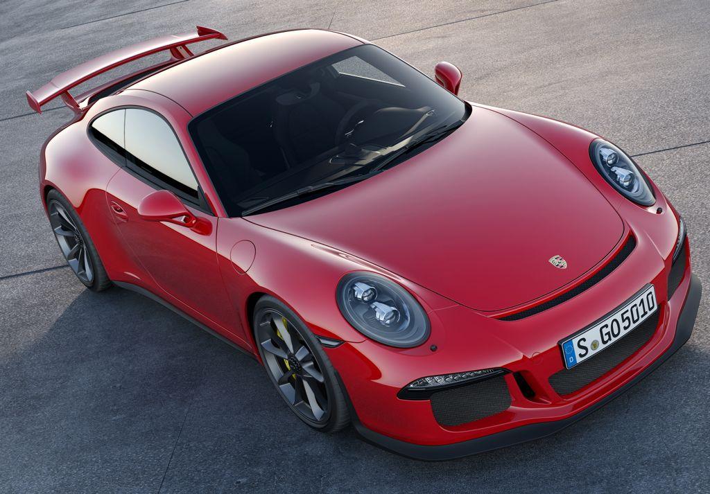 Genf 2013: Porsche präsentiert den neuen 911 GT3