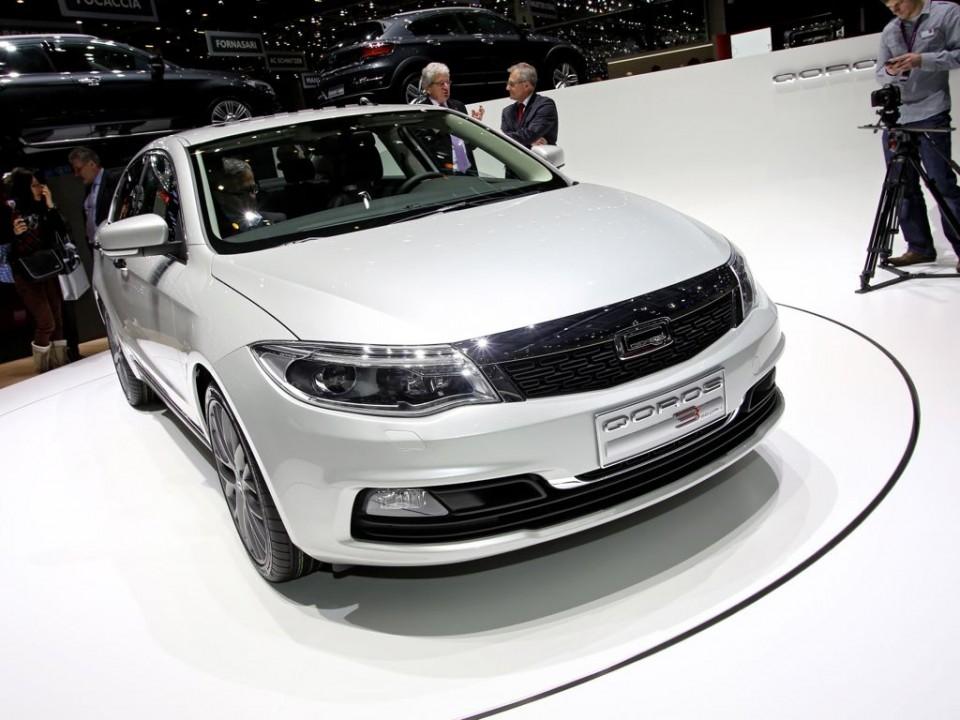 NCAP Crashtest: Qoros 3 Sedan erreicht 5 Sterne