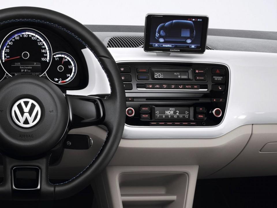 VW e-Up Lenkrad