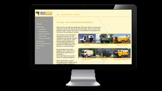 Alu Star Herteller Webseite