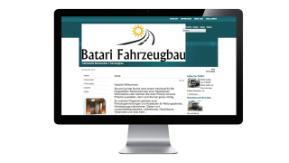 Batari Herteller Webseite