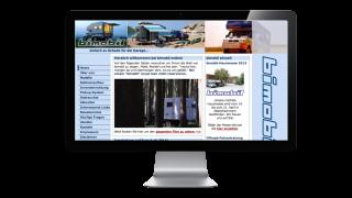 Bimobil Herteller Webseite