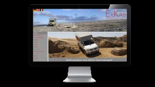 Excab Reisemobile Herteller Webseite