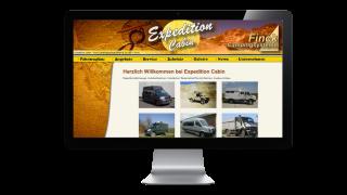 Expediton Cabin Reisemobile Herteller Webseite