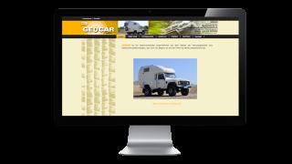 Geo Car Reisemobile Herteller Webseite 320x180 - Expeditionsmobile: Herstellerübersicht und Linkverzeichnis
