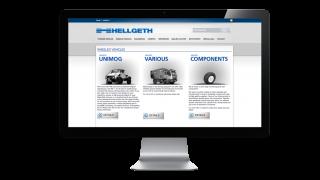 Hellgeth Reisemobile Herteller Webseite