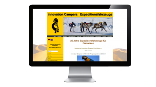 Innovation Campers Reisemobile Herteller Webseite 320x180 - Expeditionsmobile: Herstellerübersicht und Linkverzeichnis