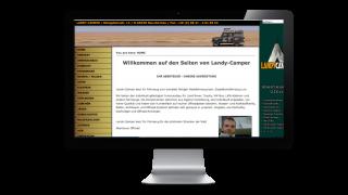 Landy Campers Reisemobile Herteller Webseite 320x180 - Expeditionsmobile: Herstellerübersicht und Linkverzeichnis