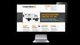 Langer und Bock Expeditionsmobile Herteller Webseite