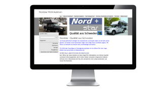 Nordstar Expeditionsmobile Hersteller Webseite