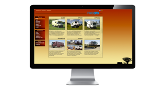 Procab Expeditionsmobile Hersteller Webseite