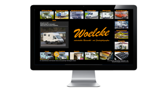 Woelcke Expeditionsmobile Hersteller Webseite