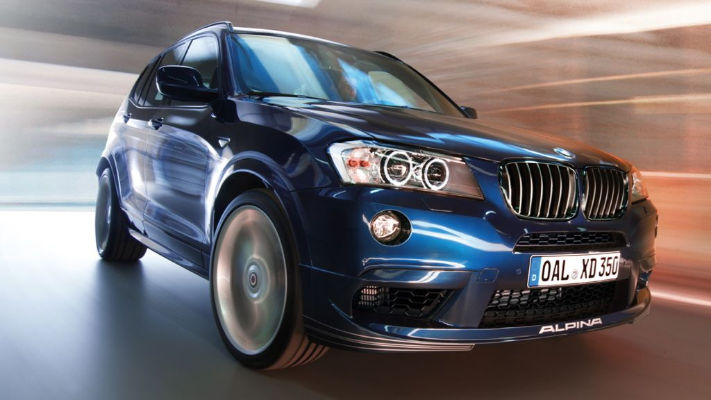 Alpina XD3 Bi-Turbo (2013)