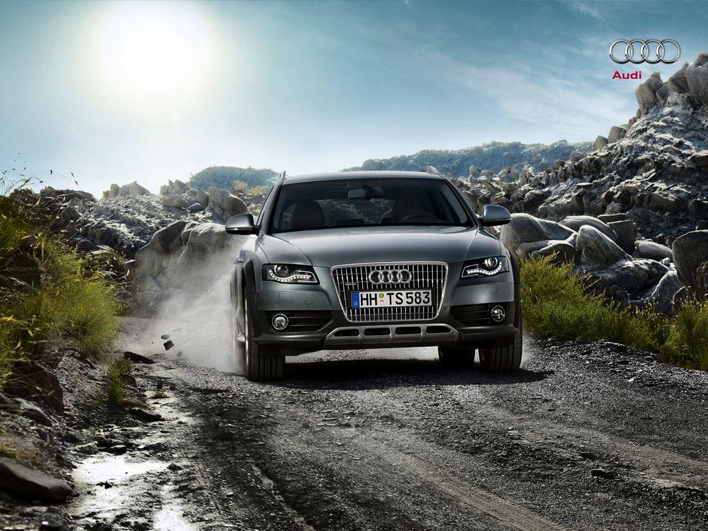 Audi A4 allraod quattro