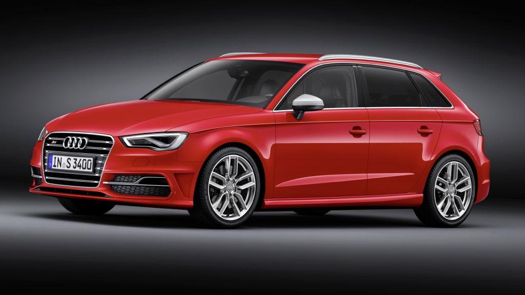 Audi S3 Sportback (2013)