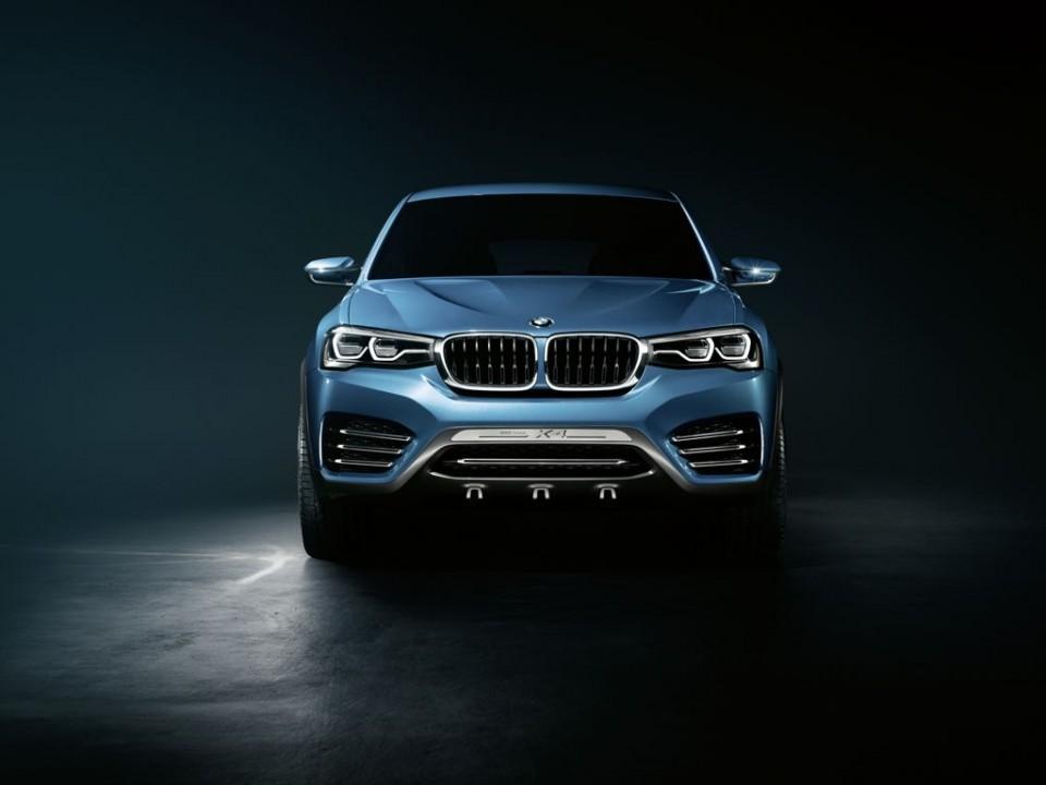 BMW X4 - Das neue Cross Over SUV von BMW