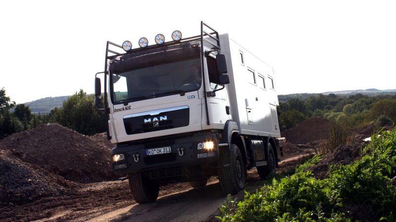 Bocklet Dakar 700