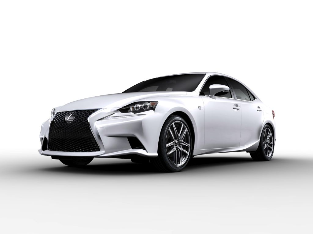 Lexus IS 250 F-Sport (2013)